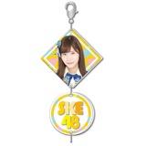 SKE48 2016年9月度個別グッズ「2連チャーム」 後藤理沙子
