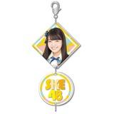 SKE48 2016年9月度個別グッズ「2連チャーム」 二村春香