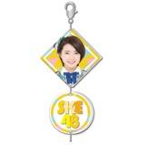 SKE48 2016年9月度個別グッズ「2連チャーム」 矢方美紀