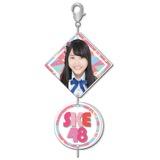SKE48 2016年9月度個別グッズ「2連チャーム」 白井琴望