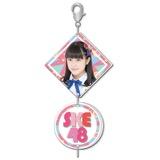 SKE48 2016年9月度個別グッズ「2連チャーム」 竹内彩姫