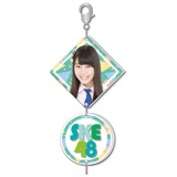 SKE48 2016年9月度個別グッズ「2連チャーム」 井田玲音名