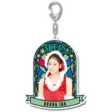 SKE48 2016年12月度個別グッズ「ステンドグラス風キーホルダー」 井田玲音名