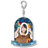 SKE48 2016年12月度個別グッズ「ステンドグラス風キーホルダー」 髙畑結希