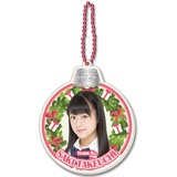 SKE48 2016年12月度個別グッズ「フェルトチャーム」 竹内彩姫