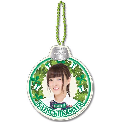 SKE48 2016年12月度個別グッズ「フェルトチャーム」 鎌田菜月