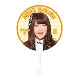 SKE48 2014年7月度個別グッズ「ミニうちわ」 矢方美紀