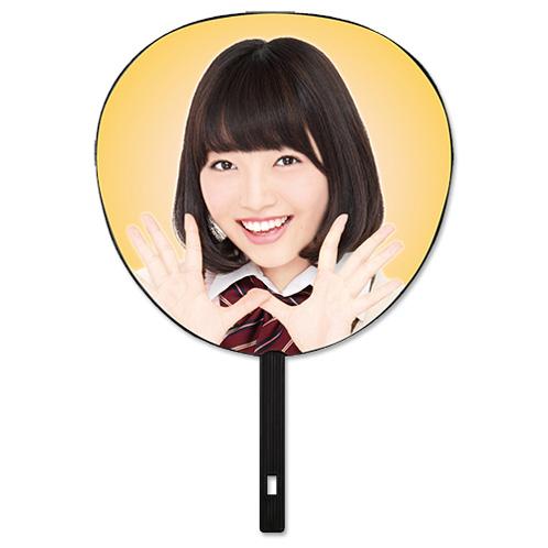 SKE48 2015年6月度個別グッズ「BIGうちわ」 二村春香