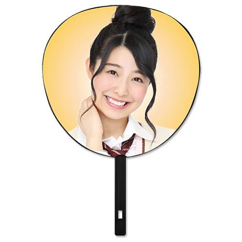 SKE48 2015年6月度個別グッズ「BIGうちわ」 宮前杏実