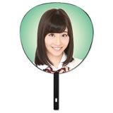 SKE48 2015年6月度個別グッズ「BIGうちわ」 柴田阿弥