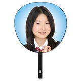 SKE48 2015年6月度個別グッズ「BIGうちわ」 杉山愛佳