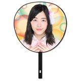 SKE48 2016年5月度個別グッズ「BIGうちわ」 松井珠理奈