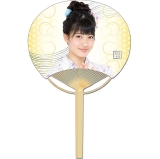 SKE48 2016年7月度個別グッズ「竹うちわ」 東李苑