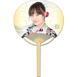 SKE48 2016年7月度個別グッズ「竹うちわ」 犬塚あさな