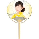 SKE48 2016年7月度個別グッズ「竹うちわ」 大矢真那