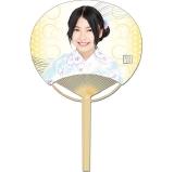 SKE48 2016年7月度個別グッズ「竹うちわ」 杉山愛佳