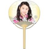 SKE48 2016年7月度個別グッズ「竹うちわ」 野口由芽
