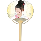 SKE48 2016年7月度個別グッズ「竹うちわ」 野島樺乃