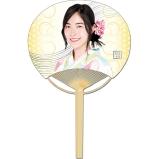 SKE48 2016年7月度個別グッズ「竹うちわ」 松井珠理奈