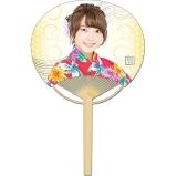 SKE48 2016年7月度個別グッズ「竹うちわ」 矢方美紀