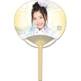 SKE48 2016年7月度個別グッズ「竹うちわ」 山田樹奈