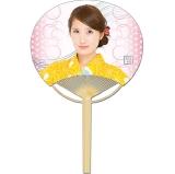 SKE48 2016年7月度個別グッズ「竹うちわ」 内山命