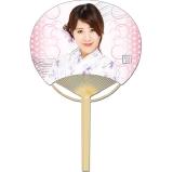 SKE48 2016年7月度個別グッズ「竹うちわ」 高木由麻奈