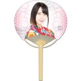 SKE48 2016年7月度個別グッズ「竹うちわ」 高柳明音