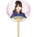 SKE48 2016年7月度個別グッズ「竹うちわ」 松村香織