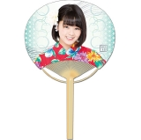 SKE48 2016年7月度個別グッズ「竹うちわ」 市野成美