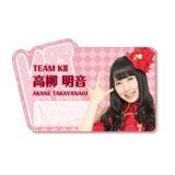 SKE48 2014年8月度個別グッズ「ネームプレート」 高柳明音
