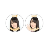 SKE48 春コン2012 SKE専用劇場は秋までにできるのか? 缶バッジ 松井玲奈