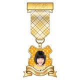 SKE48 2015年7月度個別グッズ「リボンバッジ」 東李苑