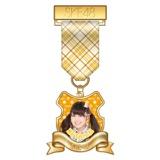 SKE48 2015年7月度個別グッズ「リボンバッジ」 竹内舞