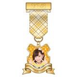 SKE48 2015年7月度個別グッズ「リボンバッジ」 都築里佳