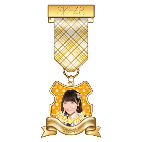 SKE48 2015年7月度個別グッズ「リボンバッジ」 二村春香