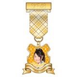 SKE48 2015年7月度個別グッズ「リボンバッジ」 宮前杏実
