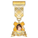 SKE48 2015年7月度個別グッズ「リボンバッジ」 矢方美紀