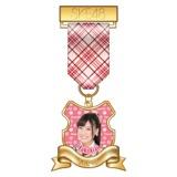 SKE48 2015年7月度個別グッズ「リボンバッジ」 荒井優希