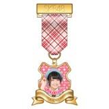 SKE48 2015年7月度個別グッズ「リボンバッジ」 北野瑠華