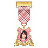 SKE48 2015年7月度個別グッズ「リボンバッジ」 高木由麻奈