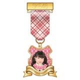 SKE48 2015年7月度個別グッズ「リボンバッジ」 竹内彩姫