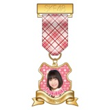 SKE48 2015年7月度個別グッズ「リボンバッジ」 日高優月