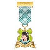 SKE48 2015年7月度個別グッズ「リボンバッジ」 鎌田菜月