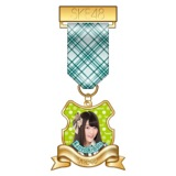 SKE48 2015年7月度個別グッズ「リボンバッジ」 木本花音