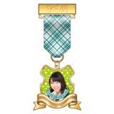 SKE48 2015年7月度個別グッズ「リボンバッジ」 熊崎晴香