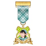 SKE48 2015年7月度個別グッズ「リボンバッジ」 髙寺沙菜