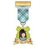 SKE48 2015年7月度個別グッズ「リボンバッジ」 谷真理佳