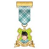 SKE48 2015年7月度個別グッズ「リボンバッジ」 福士奈央