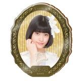 SKE48 2015年10月度個別グッズ「アクリルブローチ」 東李苑